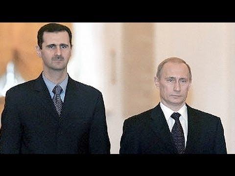 Iran, Russia and China React to Syria