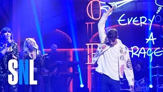 The Chainsmokers Paris Snl