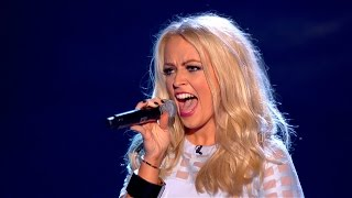 Stephanie Webber performs 'Mama's Broken Heart' - The Voice UK 2015: Blind Auditions 3 - BBC One
