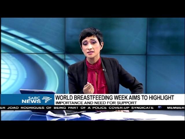 The World marks breastfeeding week