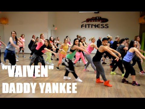 Vaiven - Daddy Yankee, choreography by Kasia Gnich