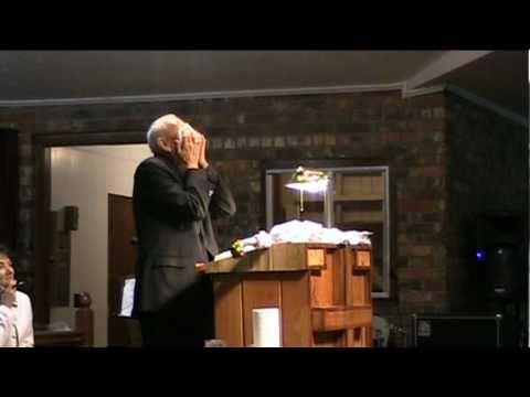 Brother David Terrell 12-18-10am Fasting and Prayer part 1