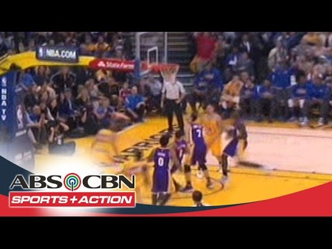 The Score: Warriors make history at expense of Lakers