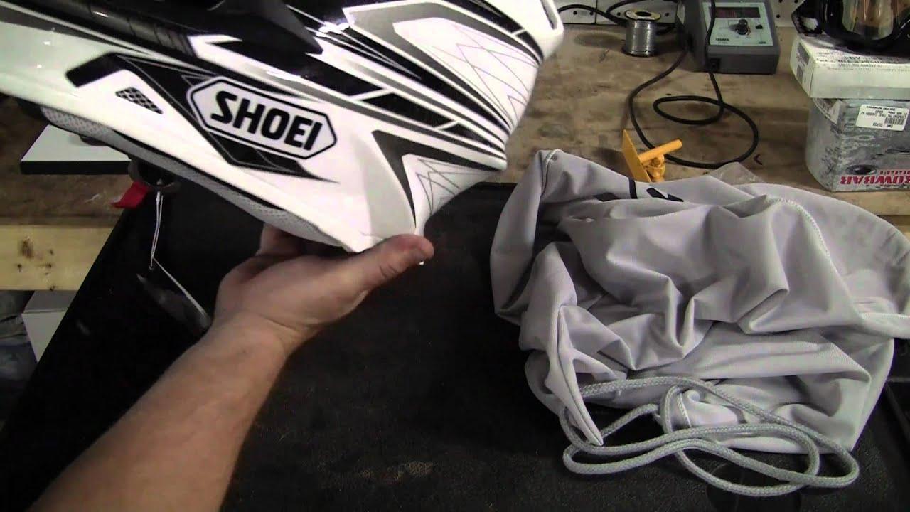Shoei VFX-W Helmet Review: Tips on choosing the right ...