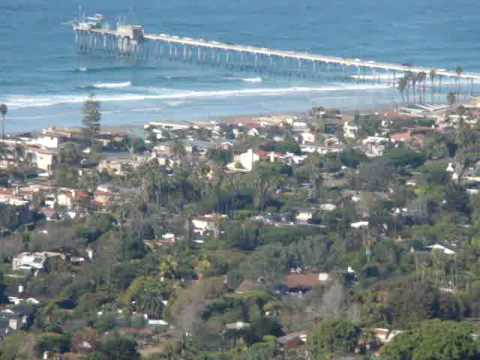 Scenic La Jolla Overlook from Mount Soledad