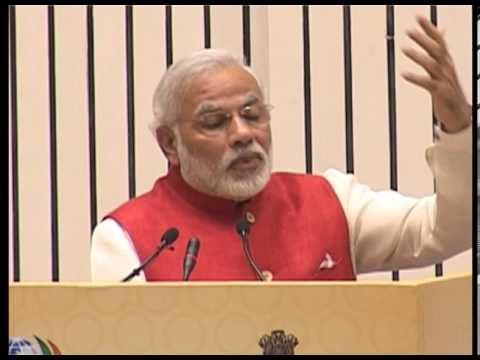Shri Narendra Modi addressing Plenary Session on Investment opportunities in the State
