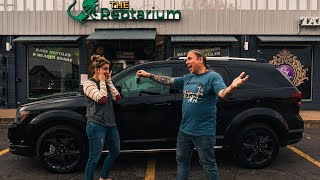 SURPRISING HER WITH A NEW CAR!!! | BRIAN BARCZYK