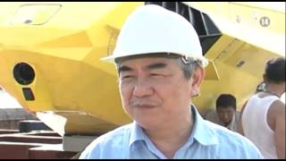 VTC14_Thử nghiệm tàu lặn cỡ nhỏ do Việt Nam lần đầu sản xuất