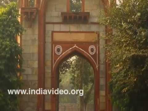 Humayun's Tomb in New Delhi, which is the memorial to the second Mughal emperor Humayun. For more information on this video click - http://www.indiavideo.org...