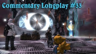 FFXIV: Stormblood - Commentary Longplay #33 - Omega: Alphascape Normal (First Runs)