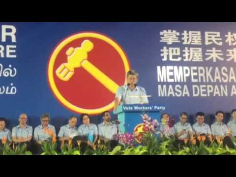 WP's Png Eng Huat on PAP's ship analogy