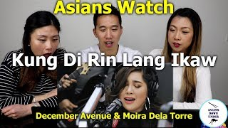 "December Avenue, Moira Dela Torre perform ""Kung 'Di Rin Lang Ikaw"" LIVE on Wish 107.5 