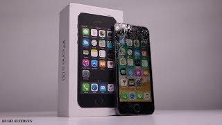 Resurrecting a $24 iPhone 5S