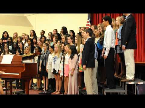 2014 Ridgeview Charter School 8th Grade Assembly
