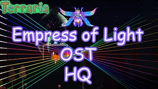Terraria HQ Empress of Light Theme Original Soundtrack High Quality Journey's End OST