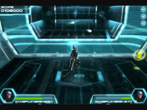 Tron Light Disc Battle