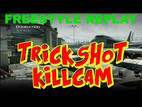 Trickshot Killcam # 444 | MW3 TERMINAL KILLCAM SPECIAL EPISODE