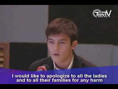 edison chen scandal photos. Chen publicly apologized for the scandal.  TnnTV Worldnews edison chen 陳冠希