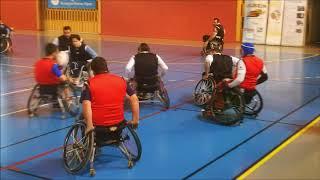 Wheelchair Sevens Rugby Union - Stage de Préparation
