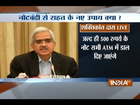 EA Secretary Shaktikanta Das Urges People Not to Panic