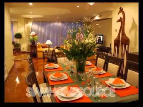 Bangkok Real Estate for Sale – Huge 3BR 250 Square Meter Luxury Condominium