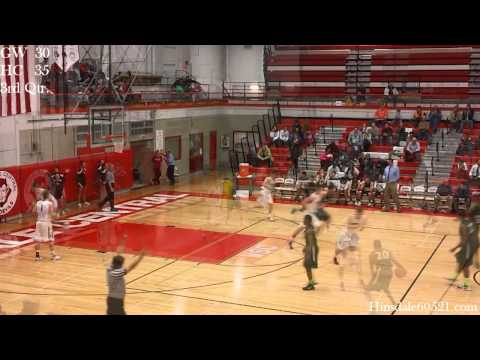 Highlights: Glenbard West @ Hinsdale Central - High School Basketball