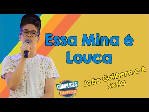 João Guilherme (Acústico) Essa Mina é Louca | Part. Sofia Oliveira