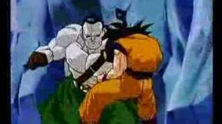 DBZ AMV - Strong Bad - The System Is Down
