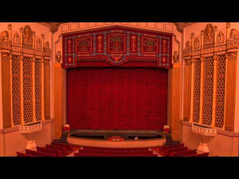Stanford Theatre organist (February 5, 2015)