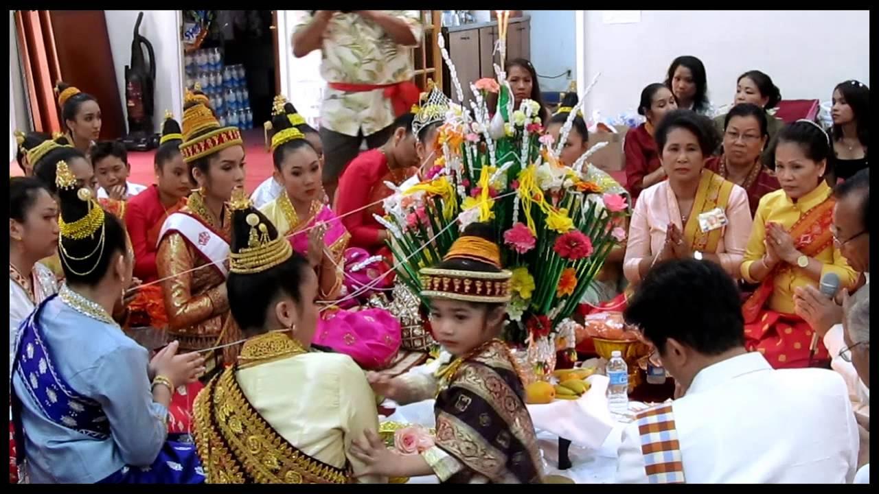 Lao new year basi nang sangkhan wat lao buddharam murfreesboro tn 3 5 18 2013 youtube - Lao temple murfreesboro tn ...