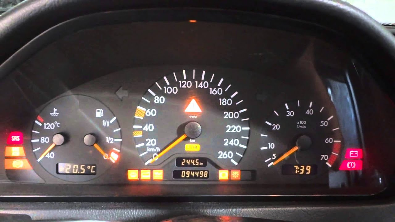 Mercedes C280 1998 New Car Updates 2019 2020 Club Turf 2 Wiring Diagram W202 Ignition And Idle Problems
