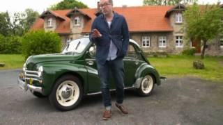 Con estilo: Renault 4CV | Al volante