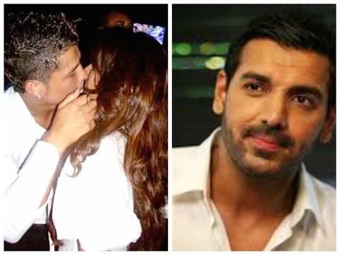 Cristiano Ronaldo Kisses Bipasha Basu and Upsets John Abraham