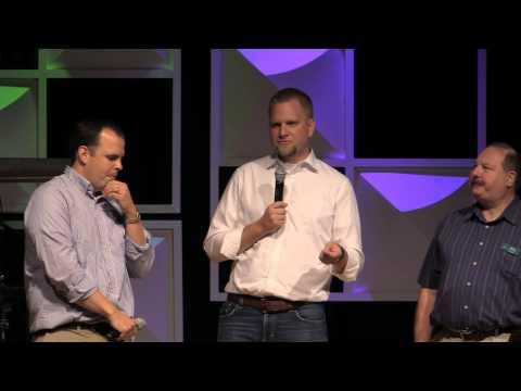 Presentation of Josh Petersen as Senior Pastor Candidate