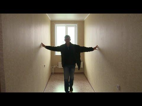 Не развернуться: бийчан переселяют в новостройки с узкими комнатами (22.09.17г.,Бийское телевидение)