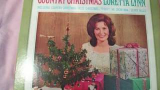 Watch Loretta Lynn White Christmas video