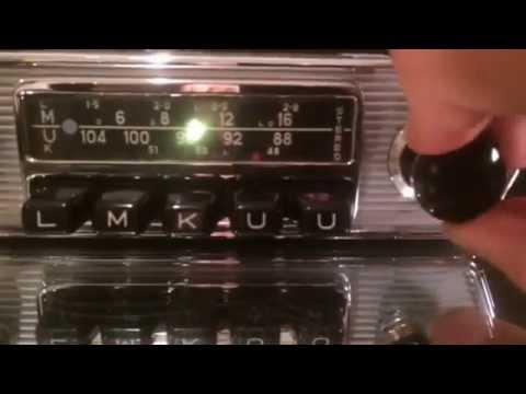 Chromelondon BLAUPUNKT FRANKFURT STEREO VINTAGE CHROME FM RADIO WITH MP3 CONNECTIVITY