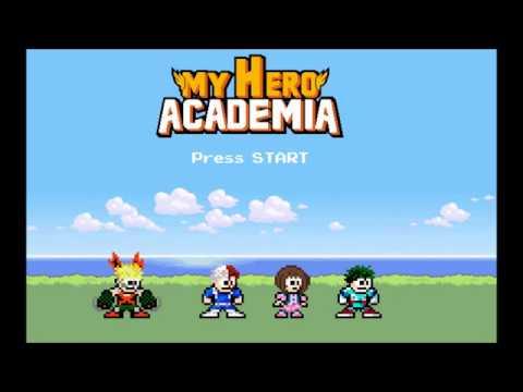 My Hero Academia Season 3 Opening 2 : Make My Story 8-bit NES VRC6 Remix