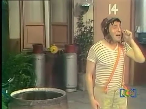 El Chavo del Ocho - Capítulo 114 Parte 2 - La Viruela - 1975