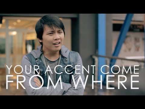 Your Accent Come From Where video