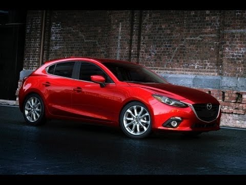 2014 Mazda 3 Start Up and Review 2.0 L 4-Cylinder