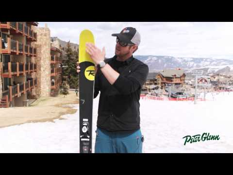 2015 Rossignol Soul 7 Ski Review by Peter Glenn