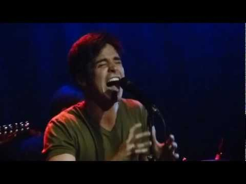 Matt Doyle - One Song Glory at Daylight Release Concert