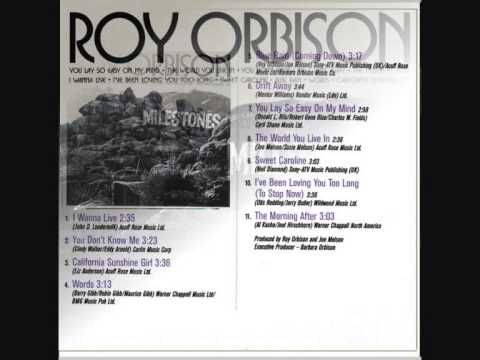 Roy Orbison - The Morning After