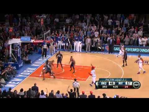 NBA Playoffs Conference 2013: Indiana Pacers  Vs New York Knicks Highlights May 16, 2013 Game 5
