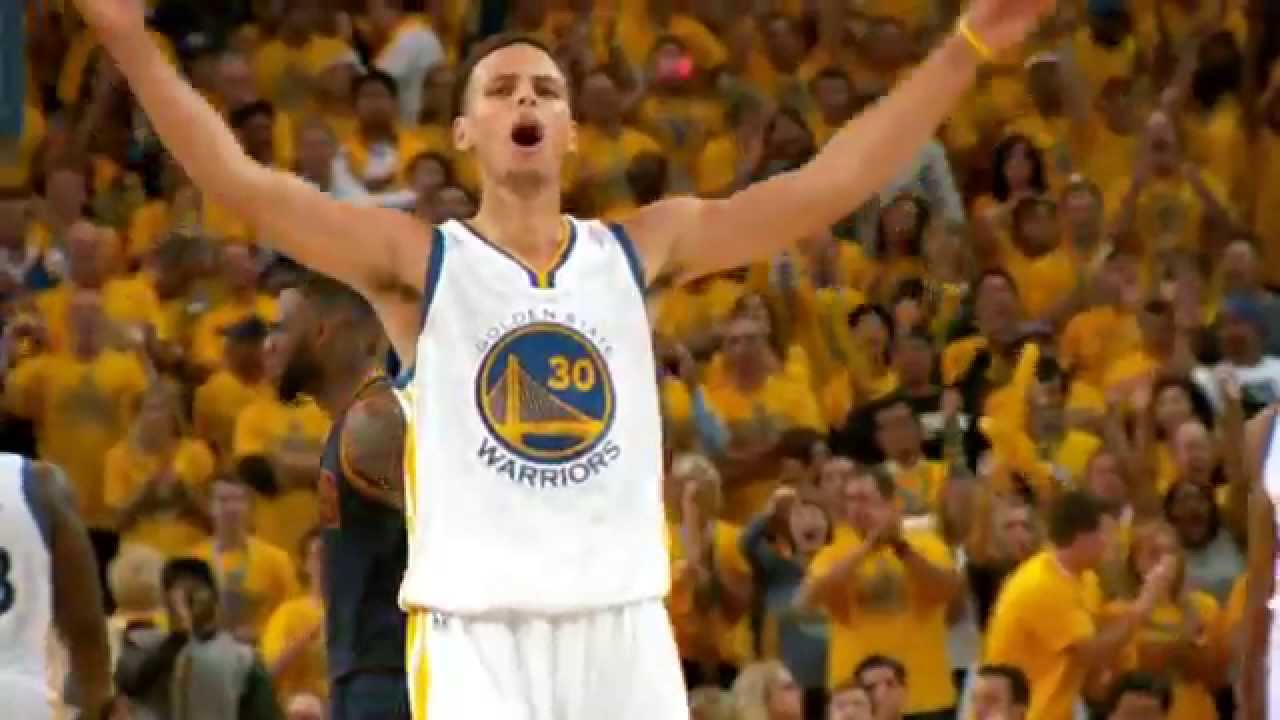 Stephen Curry's Flash Final in Phantom