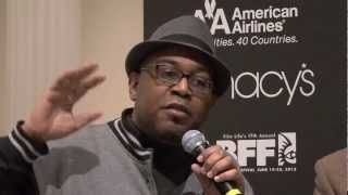 Reelblack Founder Mike D on the Current State of Black Film (2.13.2013)