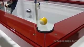 Keren   Meja Billiard Tembus Pandang
