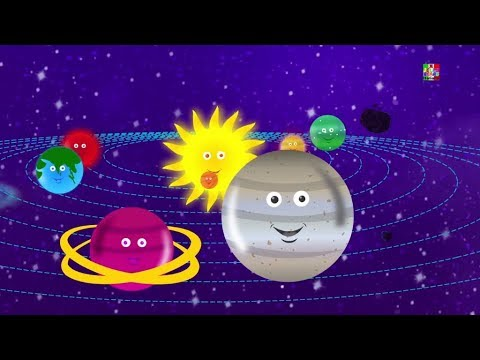 pianeti canzone | imparare i pianeti | canzoni educative | Kids Learning Planets | Planets Song
