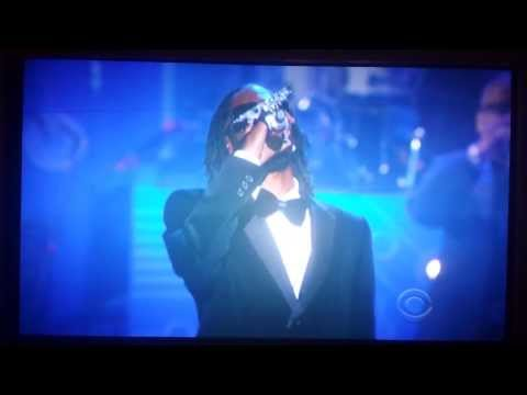 Snoop Dog raps Cantaloop to honor Herbie Hancock with President Obama & Michelle, Billy Joel